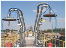 铁路油罐车清洗系统